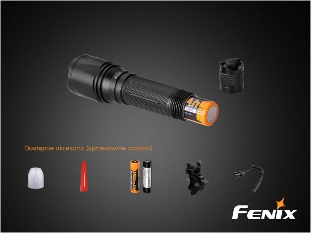 Latarka diodowa Fenix TK09 - Zdjęcie
