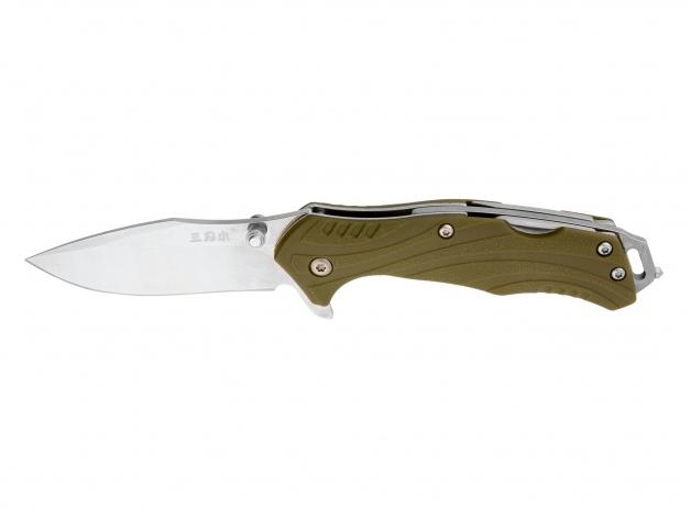 Nóż składany Sanrenmu 7098SUX-PP-T4 - Zdjęcie