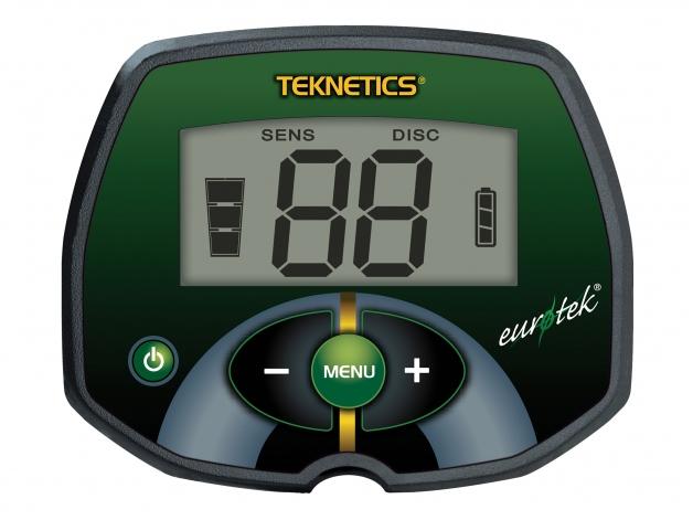 Wykrywacz metali Teknetics Eurotek 8'' - Zdjęcie