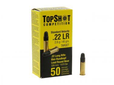 Amunicja CCI Topshot .22 LR 2,59 g / 40 gr