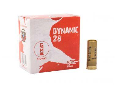 Amunicja FAM Pionki 12/70 Dynamic 28g...