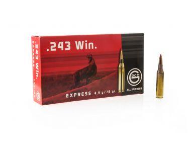 Amunicja GECO kal .243 Win 4,9g Express