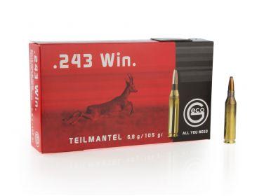 Amunicja GECO kal .243 Win 6,8g TM
