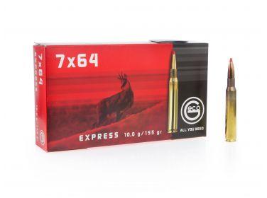Amunicja GECO kal 7x64 10g Express