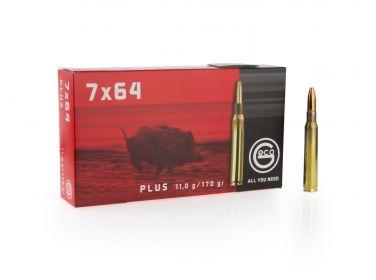 Amunicja GECO kal 7x64 11g Plus