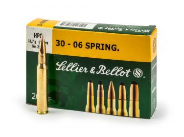 Amunicja Sellier&Bellot 30-06 11,7 g/180...