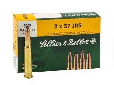 Amunicja Sellier&Bellot 8x57 JRS 12,7...