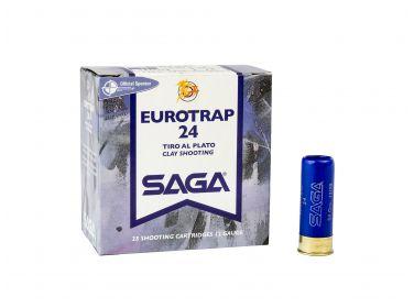 Amunicja Śrutowa SAGA 12/70 Trap 24 g