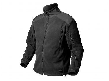 Bluza Helikon Liberty Double Fleece - czarna
