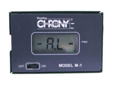 Chronograf Shooting Chrony M1 Master