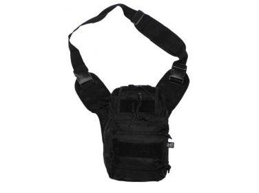 Czarna torba taktyczna Delux MFH