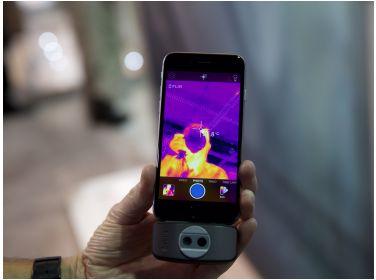 Kamera termowizyjna Flir One iOS