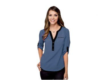 Koszulka Amelia Polo Pacific Blue