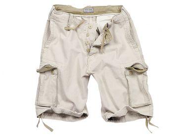 Krótkie spodnie Vintage short Surplus beż