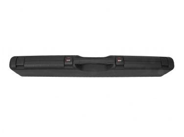 Kufer na broń czarny z zamkiem szyfrowym...