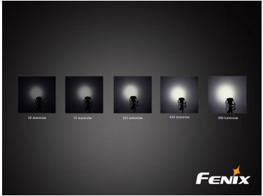 Latarka diodowa Fenix HL55 - czołówka