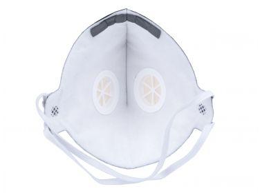 Maska antysmogowa CityMask czarno-biała z...