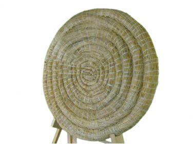 Mata łucznicza słomiana 110 cm
