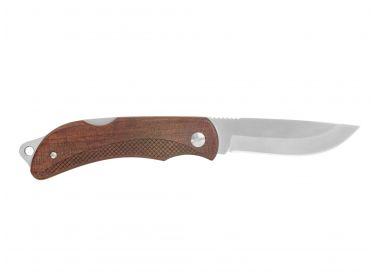 Nóż Eka składany Swede 8 wood