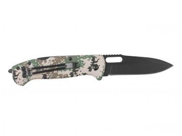 Nóż Joker składany JKR527 8,5 cm camo