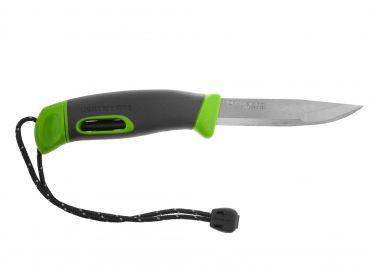 Nóż Light My Fire FireKnife green