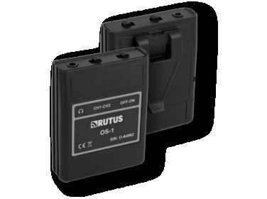 Odbiornik słuchawkowy Rutus OS-1