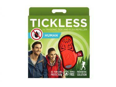 Odstraszacz kleszczy dla ludzi Tickless...