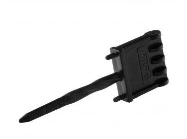 Pin do przypinania tarcz Beiter 50mm czarne