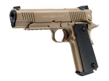 Pistolet Colt M45 CQBP 4.5 mm piaskowy