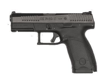 Pistolet CZ P-10 C 9mm Luger