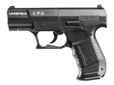 Pistolet Umarex CPS czarny 4,5 mm