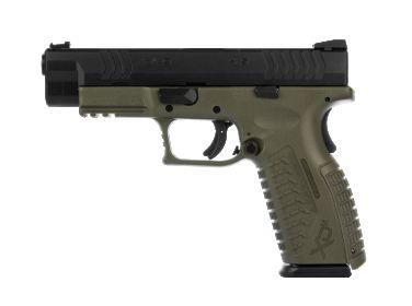 Pistolet XDM 4,5″ kal. 9x19 mm...