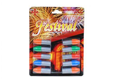 Raca pistoletowa Zink Feuerwerk Bls Festival...