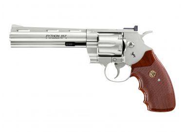 Rewolwer Colt Python 6'' 4.5 mm nikiel