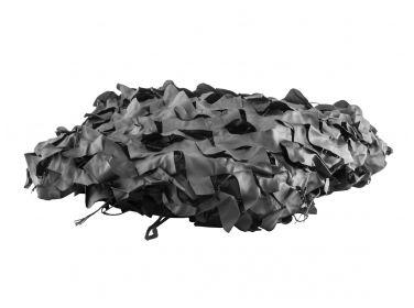 Siatka maskująca MFH (3x2 m) czarna