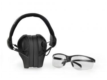 Słuchawki ochronne aktywne RealHunter...