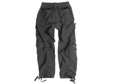 Spodnie Surplus Airborne Vintage czarne