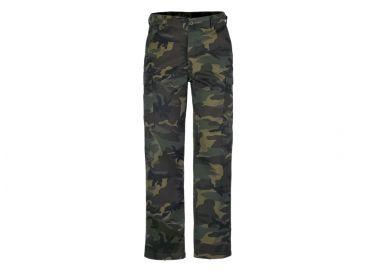 Spodnie Surplus US Ranger woodland