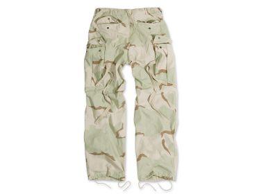 Spodnie Vintage Fatigues Surplus 3-k desert