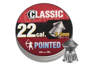 Śrut diabolo Classic Pointed Boxer 5,5 mm...