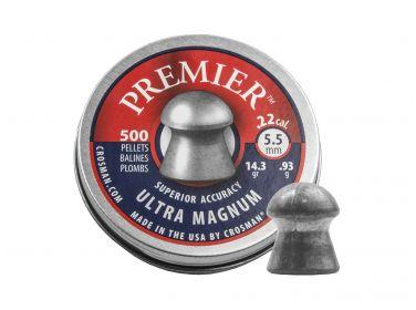 Śrut diabolo Crosman Premier Ultra Magnum...