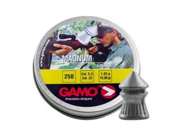 Śrut diabolo Gamo Magnum 5,5 mm 250 szt.
