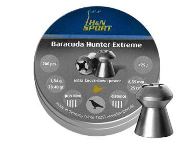 Śrut diabolo H&N Baracuda Hunter...