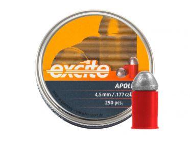 Śrut diabolo H&N Excite Apollo 4,5 mm...