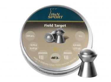 Śrut diabolo H&N Field Target 4,5 mm...