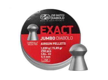 Śrut diabolo JSB Exact Jumbo 5,50/250