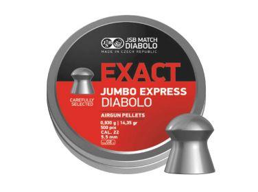 Śrut diabolo JSB Exact Jumbo Express 5,52...