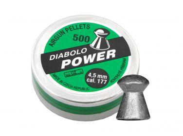 Śrut Diabolo Kovohute Power 4,5 mm 500 szt.
