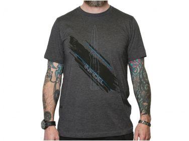 T-Shirt Benchmade z nadruk. Infidel