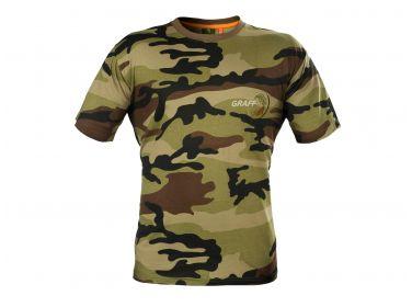 T-shirt Graff 957-C-1 camo